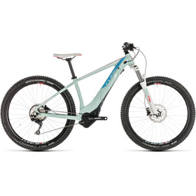 Cube Access Hybrid EXC 500 E-MTB Hardtail Women blue/turquoise